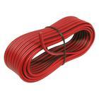 Carpoint Luidsprekerkabel 2 x 0,75mm2 zwart/rood 10m 10598