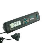 Carpoint Thermometer binnen/buiten zwart 21211