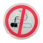 Plaatjes 'niet roken', 2 stuks Carpoint 1123410