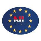 Europasticker 'NL' Carpoint 1316051