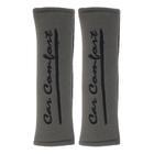 Gordelbeschermhoesset Car Comfort grijs/zwart Carpoint 1421501