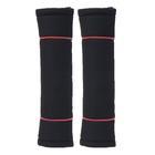 Gordelbeschermhoesset 'Classic' zwart/rood Carpoint 1421512