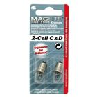 Maglite Maglite lampje tbv Maglite 2C/2D zwart 10226