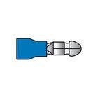 Kabelverbinders 550 blauw 10st Carpoint 1623821