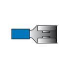 Carpoint Kabelverbinders 544 blauw 10st 23823