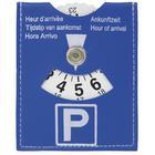 Carpoint Parkeerschijf met zuignap 15406