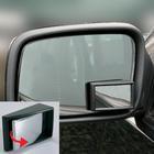 Dodehoekspiegel 48x29mm rechthoek verstelbaar Carpoint 2423260