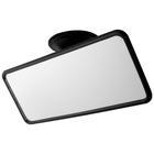 Carpoint Binnenspiegel 152x54mm met zuignap 33901