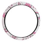 Stuurhoes 'Pink Flower' Carpoint 2510021