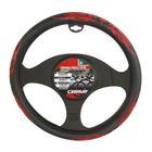 Stuurhoes 'Celtic' zwart/rood Carpoint 2510057