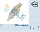 Koppelingbedieningsschakelaar (motor) / Remlichtschakelaar Fae 24411