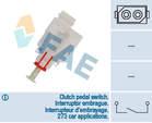 Koppelingbedieningsschakelaar (motor) Fae 24465