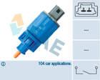 Koppelingbedieningsschakelaar (motor) Fae 24889
