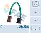 Koppelingbedieningsschakelaar (motor) Fae 24905