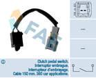 Koppelingbedieningsschakelaar (motor) Fae 24907