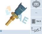 Brandstoftemperatuur sensor / Olietemperatuursensor / Temperatuursensor Fae 33490
