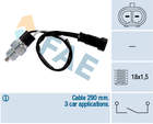 Achteruitrijlichtschakelaar Fae 40831