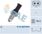 Achteruitrijlichtschakelaar Fae 40920