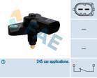 Achteruitrijlichtschakelaar Fae 41290