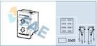 Raambedieningsschakelaar Fae 64180