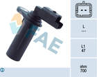Fae Krukas positiesensor / Toerentalsensor 79251