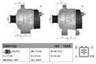 Alternator/Dynamo Denso dan1102