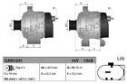Alternator/Dynamo Denso dan1201