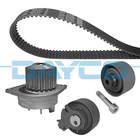 Dayco Distributieriem kit incl.waterpomp KTBWP3330