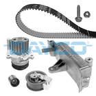 Dayco Distributieriem kit incl.waterpomp KTBWP4153