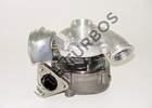 Turbolader Turboshoet 1101241