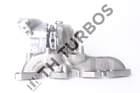 Turbolader Turboshoet 2100751
