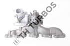 Turboshoet Turbolader 2101344