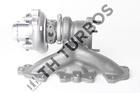 Turbolader Turboshoet 2101020