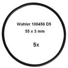 Dichtring EGR-klep leiding Wahler 100456d5