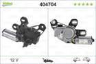 Valeo Ruitenwissermotor 404704
