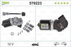 Ruitenwissermotor Valeo 579223
