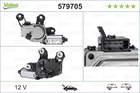 Ruitenwissermotor Valeo 579705
