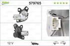 Ruitenwissermotor Valeo 579765
