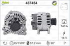 Valeo Alternator/Dynamo 437454