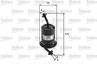 Brandstoffilter Valeo 587037