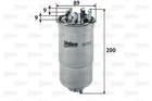 Brandstoffilter Valeo 587500