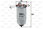 Brandstoffilter Valeo 587502