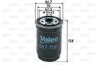 Brandstoffilter Valeo 587700