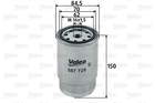 Brandstoffilter Valeo 587725