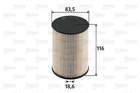 Brandstoffilter Valeo 587919
