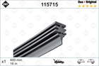 Swf Ruitenwisserblad losse rubber 115715