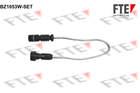 Slijtage indicator Fte bz1053wset