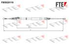 Fte Handremkabel FBS020110