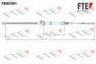 Fte Handremkabel FBS02061