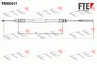 Handremkabel Fte fbs03021